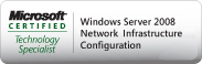 MCTS: Network Infrastructure Configuration